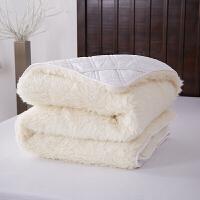 羊毛床垫床褥子 加厚保暖软垫被子垫褥单双人1.8米1.5m / 加