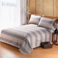 老粗布床��渭��棉加厚夏�鱿�2.0m�p人床��和�榻榻米床�未罂�� 榻榻米 大炕��3.5x2.4m�H床��