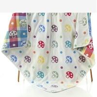 夏季毯子珊瑚绒毯午睡毯办公室盖毯单人空调毯加厚婴儿小毛毯