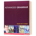 新版高级语法书 英文原版 New Advanced Grammar Book 培生语法指导书 英文版 进口原版英语书籍