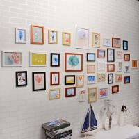 相框挂墙创意组合套装七寸5 7 10装饰照片像架子连体画框简约 其他适合1.5--5米墙面尺寸