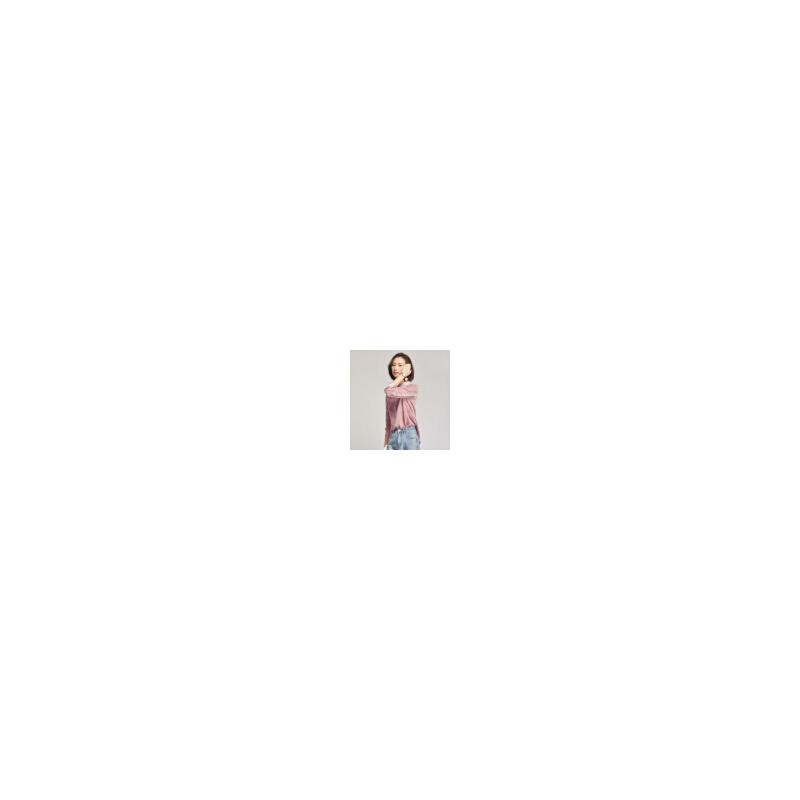 【清仓119元】梵希蔓千鸟格丝绒上衣女长袖秋2019新款休闲翻领港味衬衫 关注店铺 领取10元无门槛券