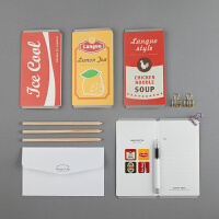 languo蓝果 LG-8158 易拉罐 趣味创意贺卡 颜色图案随机 单个销售 当当自营