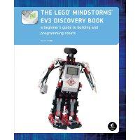 英文原版 乐高机器人EV3探索书:机器人搭建和编程初学指南 The Lego Mindstorms Ev3 Disco