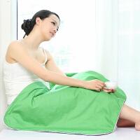 防辐射服孕妇装四季孕妇防辐射肚兜围裙防辐射毯子盖毯上班夏5733 均码