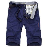 AFS JEEP战地吉普男士夏季新款纯棉短裤宽松大码休闲男裤68501款