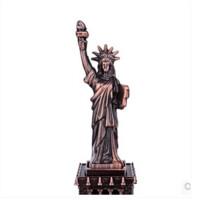 美国旅游纪念品 美国地标自由女神像 简约摄影道具