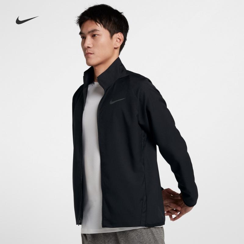 Nike耐克2019年新款男子防风运动跑步外套夹克928011-010 秋装尚新 潮品来袭 正品保证