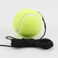网球训练器带线 初学者练习器带绳单人网球带线回弹套装