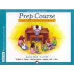 【预订】Alfred's Basic Piano Prep Course Lesson Book, Bk B