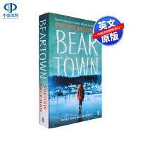 英文原版 Beartown 熊镇 Fredrik Backman 经典文学 弗雷德里克贝克曼 家庭故事长篇小说