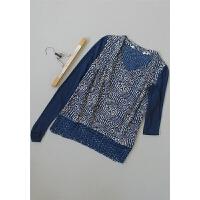 宛[T20-254]专柜品牌719正品新款女士打底衫女装雪纺衫0.18KG