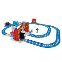[当当自营]Thomas&Friends 托马斯电动系列之狄赛尔能量之旅轨道套装 儿童情景轨道玩具 CDV10