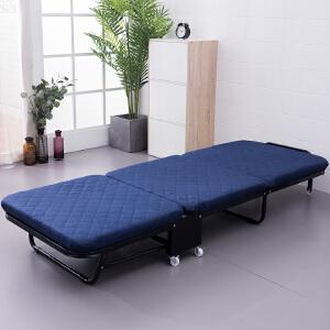 【领券满188减100】ORZ 加厚折叠海绵床陪护床 移动式午休床办公室午睡单人床午憩宝