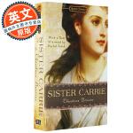 嘉莉妹妹 英文原版 Sister Carrie 进口小说 Theodore Dreiser 西奥多德莱赛 Signet