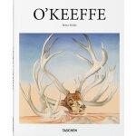 包邮现货TASCHEN英文原版 O'Keeffe 欧姬芙 绘画艺术作品集 被誉为美国毕加索的女性艺术家 O'Keeff