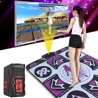康丽无线感应跳舞毯单人电脑电视两用接口加厚跳舞机家用
