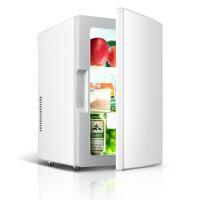 便携式车载冰箱18L家用车用小型迷你小冰箱学生宿舍冷暖箱
