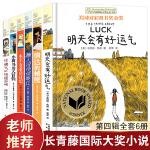明天会有好运气 长青藤国际大奖小说书系第四辑6册 适合7-14岁学生阅读 儿童文学小说 课外书 少年儿童读物