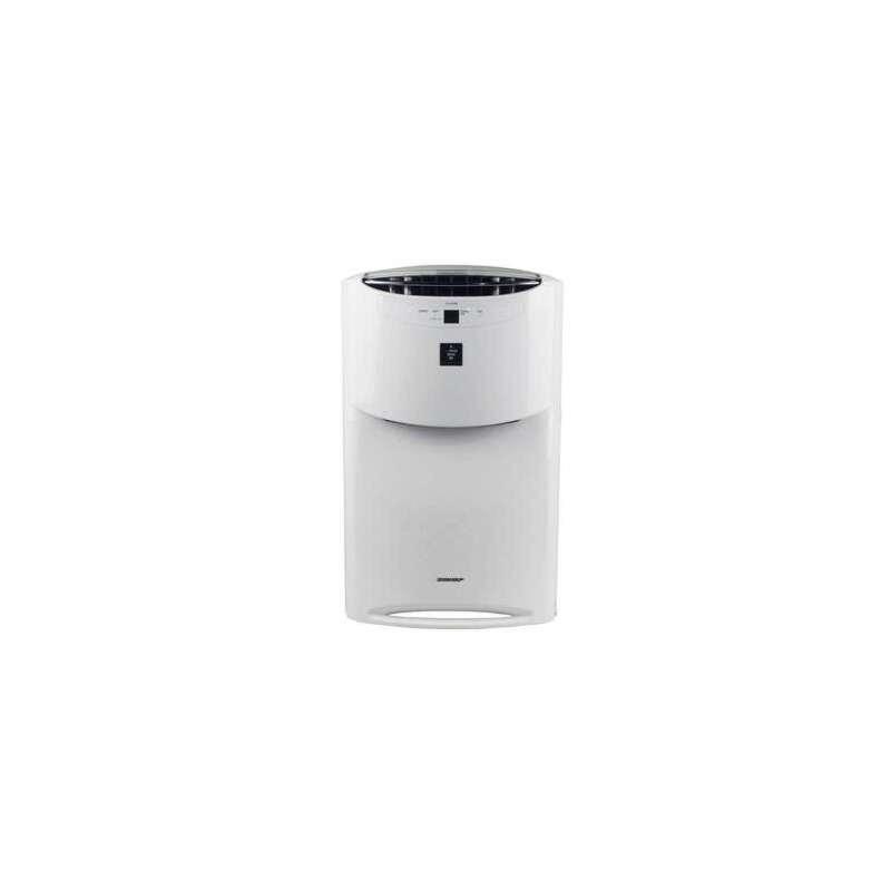 夏普空气净化器KI-BC608-W净离子浓度25000 新款智能加湿净化器消毒机 去除甲醛雾霾PM2.5花粉异味杀菌
