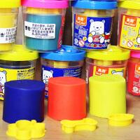真彩�紊�橡皮泥�紊�彩泥套�b��模具�和�玩具6色可�x�紊�手工粘土益智橡皮泥彩泥幼��@大包�b�和�彩泥