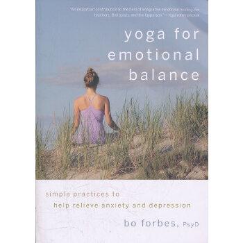 YOGA FOR EMOTIONAL BALANCE(ISBN=9781590307601) 英文原版