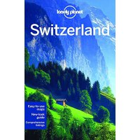 Lonely Planet Switzerland 孤独星球国家旅行指南:瑞士 英文原版