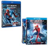 (新索)超凡蜘蛛侠2 超凡蜘蛛侠-蓝光影碟DVD( 货号:6954836125205)
