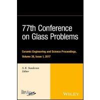 【预订】77th Conference on Glass Problems 9781119417798