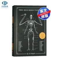 现货盗尸者:神兽精细解剖图The Resurrectionist 英文原版神话中野兽的艺用生物解剖书籍 骨骼解剖学图谱