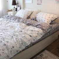 宿舍单人床三件套学生简约床上用品舍床上用品小清新学生套件