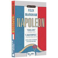 英文原版 拿破仑传记 经典名著 Signet Classics: Napoleon 50th Anniversary E