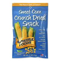 美国明智 脆干果粒果片 甜玉米干 非油炸膨化 12g 宝宝儿童零食品