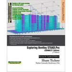 【预订】Exploring Bentley Staad.Pro Connect Edition 97819426897