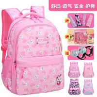 小学生书包女儿童1-3-4-5-6年级女孩12周岁可爱公主女童双肩背包