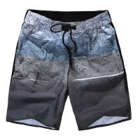 男装夏季运动五分短裤男士休闲裤沙滩裤 速干 男宽松加大码