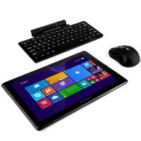 联想Miix 310蓝牙键盘MIIX300-10IBY平板无线支架底座无线键盘