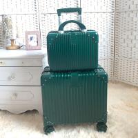 复古登机箱18寸拉杆箱16寸密码箱男女17寸行李箱免托运航空旅行箱
