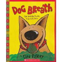 Dog Breath (Scholastic Bookshelf)臭臭狗哈利ISBN9780439598392