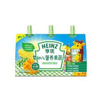 亨氏佐餐泥 婴幼儿营养蔬果泥-清新田园 宝宝辅食