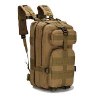 战术背包旅行包双肩包迷彩作战包3P攻击包军迷户外登山包