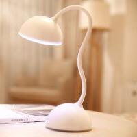 创意可爱耳机灯led可充电耳机台灯家居书房卧室床头柜灯