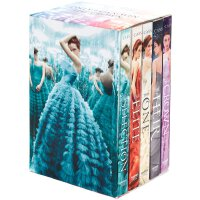 【现货】英文原版 The Selection 5-Book Box Set: The Complete Series