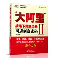 """""""大阿里""""战略下黄金法典――网店创富密码Ⅱ"""