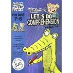 华研原版 英国小学英语阅读理解练习册7-8岁 英文原版小学教材 Let's Do Comprehension 进口书籍