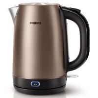飞利浦(PHILIPS)电热水壶HD9332 电水壶304不锈钢双层保温全自动电烧水壶 全国联保 正品