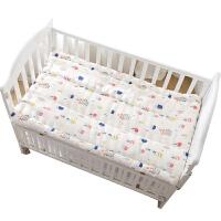 定做宝宝床褥幼儿园垫被 棉花被芯冬 新生婴儿手工被全棉儿童床垫