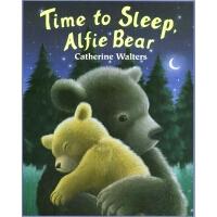 Time to Sleep, Alfie Bear!小熊奥菲系列故事:该睡觉了,小熊奥菲 ISBN9781845063
