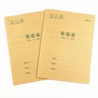 M&G晨光 22K英语本(5本/包) 学生本 小学生练习本 课业本 作业本 本子 当当自营