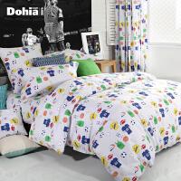 多喜爱新品 纯棉卡通四件套床上用品 运动生活
